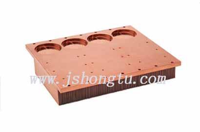 铜质散热器