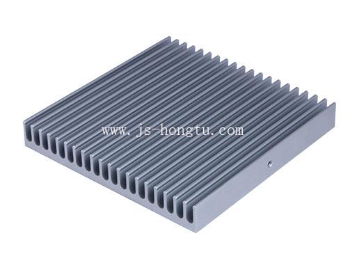 铝型材散热器表面喷漆工艺