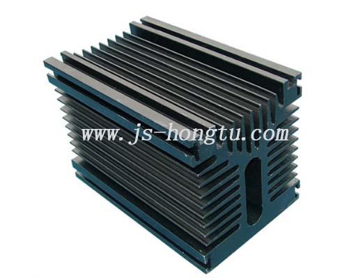 铝型材散热器表面处理