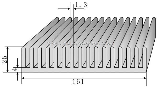 电zi散热qi,HT161×25mm规格